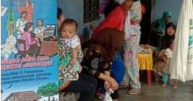 Posyandu Dahlia Lk V Kelurahan Denai Tingkatkan Pelayanan