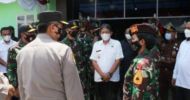 Wakil Walikota Siantar Turut Sambut Kedatangan Peserta Latsitardanus
