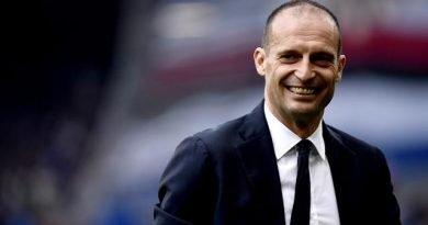 Massimiliano Allegri Pelatih Juventus yang Baru