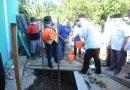 Bupati Labura Letakkan Batu Pertama Masjid Al Islam Kualuh Selatan